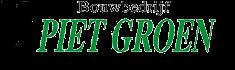Bouwbedrijf Piet Groen|bouwen doen we samen!